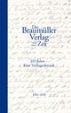 Der Braumüller Verlag und seine Zeit