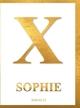 X - Sophie