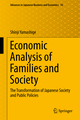 Economic Analysis of Families and Society