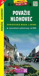 Povazie, Hlohovec / Waag, Freistadt (Wander - Radkarte 1:50.000)