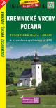 Kremnické vrchy, Polana / Kremnitzer Berge, Polana (Wander - Radkarte 1:50.000)