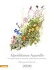 Alpenblumen-Aquarelle 2020