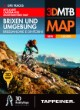Mountainbike-Karte Brixen und Umgebung