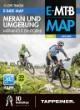 E-Bike-Karte Meran und Umgebung