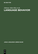 Language Behavior