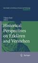 Historical Perspectives on Erklären and Verstehen