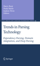 Trends in Parsing Technology