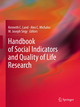 Handbook of Social Indicators and Quality-of-Life Research