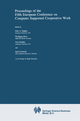 Proceedings of the Fifth European Conference on Computer Supported Cooperative Work