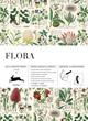 Geschenkpapier Flora