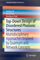 Top-Down Design of Disordered Photonic Structures