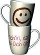 Tasse 'Schön, daß es Dich gibt'